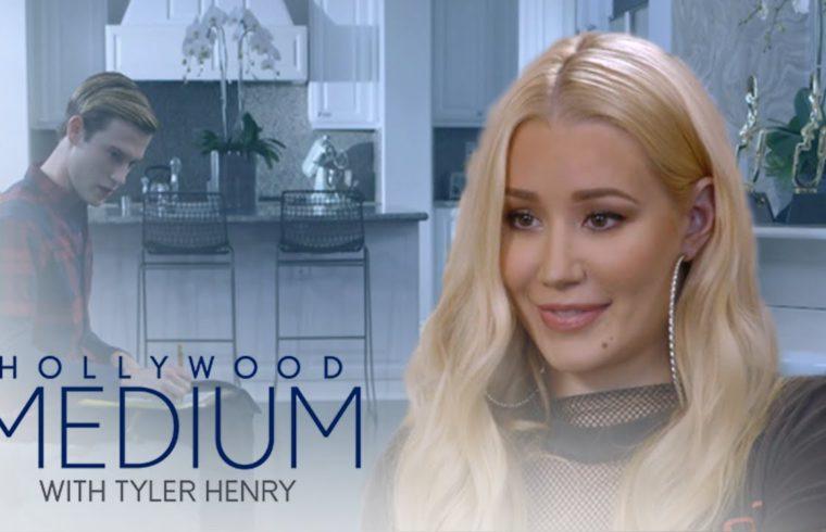 Tyler Henry Gives Iggy Azalea The Family Advice She Needed | Hollywood Medium | E! 1