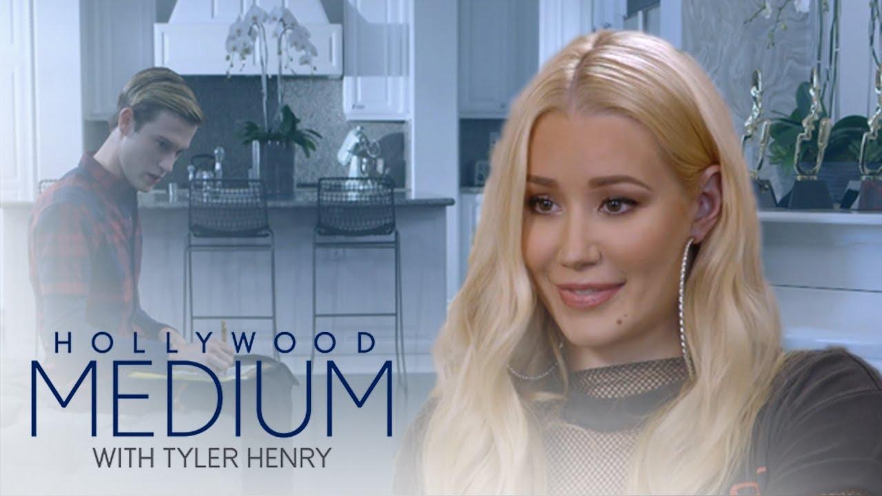 Tyler Henry Gives Iggy Azalea The Family Advice She Needed | Hollywood Medium | E! 4