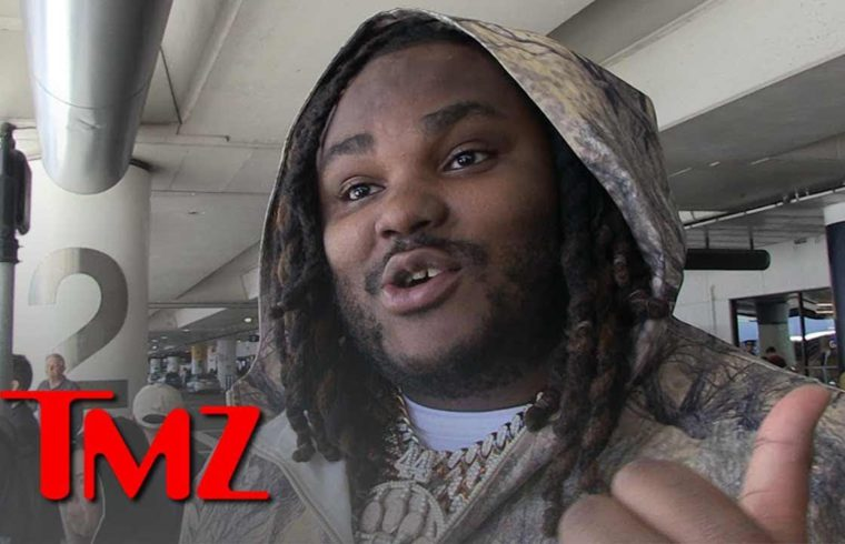 Tee Grizzley Says R. Kelly & Jussie Smollett Might be in Trouble in Prison | TMZ 1