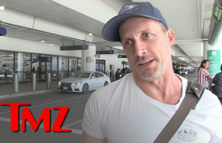 Stunt Coordinator Wade Eastwood Wouldn't Mind Academy Recognition | TMZ 1
