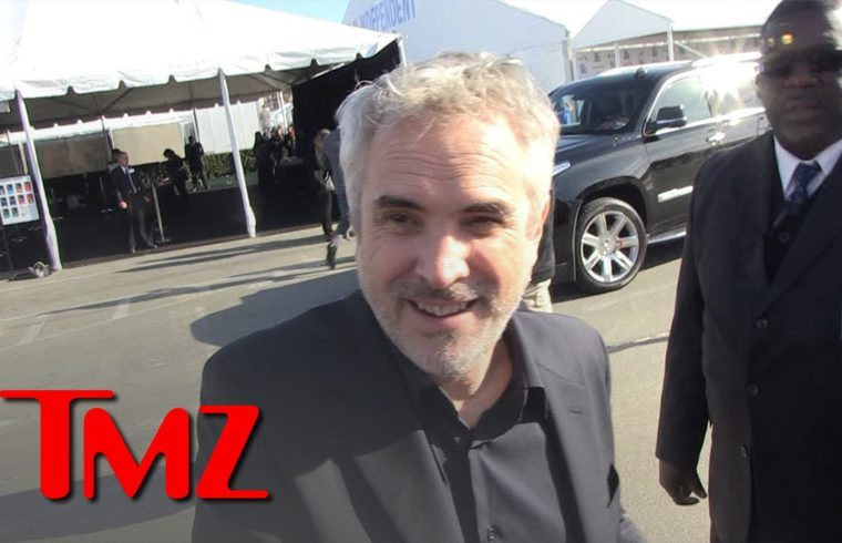 Alfonso Cuaron Weighs In On His Chances to Win at the Oscars   TMZ 1