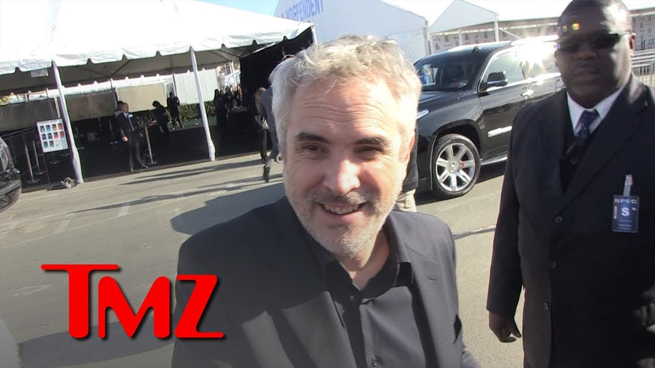 Alfonso Cuaron Weighs In On His Chances to Win at the Oscars | TMZ 1