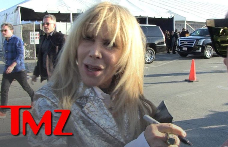 Rosanna Arquette Calls Out The Oscars For Being Behind The Times | TMZ 1