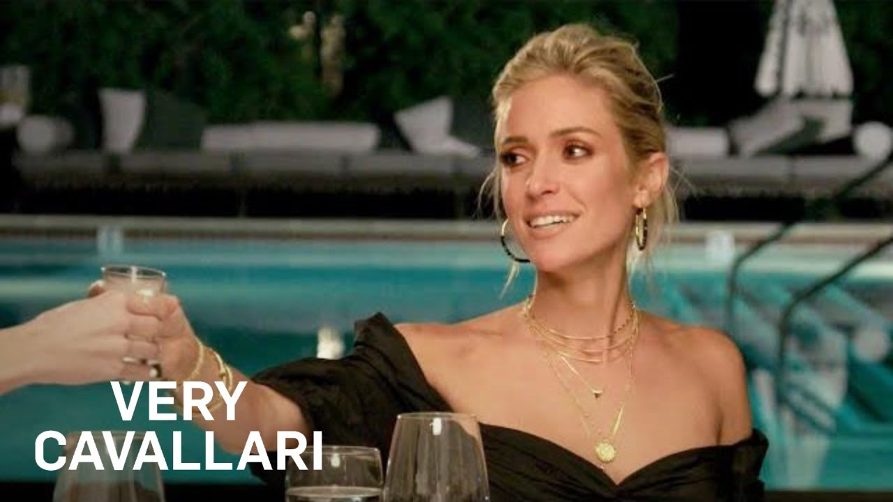 "Kristin Cavallari Works Hard But Plays Harder In ""Very Cavallari"" S2 