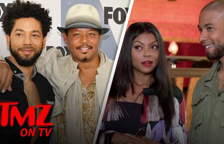 'Empire' Removes Jussie from Final Episodes of the Season | TMZ TV 1