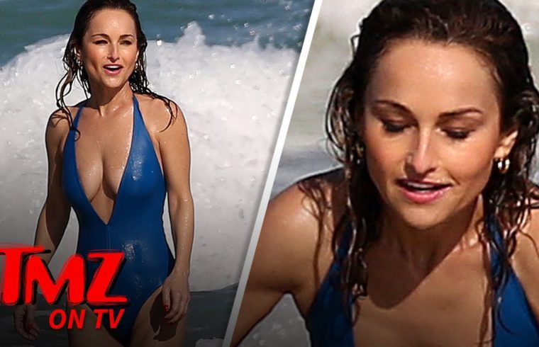 Giada De Laurentiis Is A Bangin' Hot Chef   TMZ TV 1