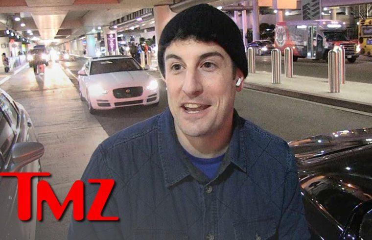 Jason Biggs Says Tara Reid is Wrong, I Love The Stiffler! | TMZ 1