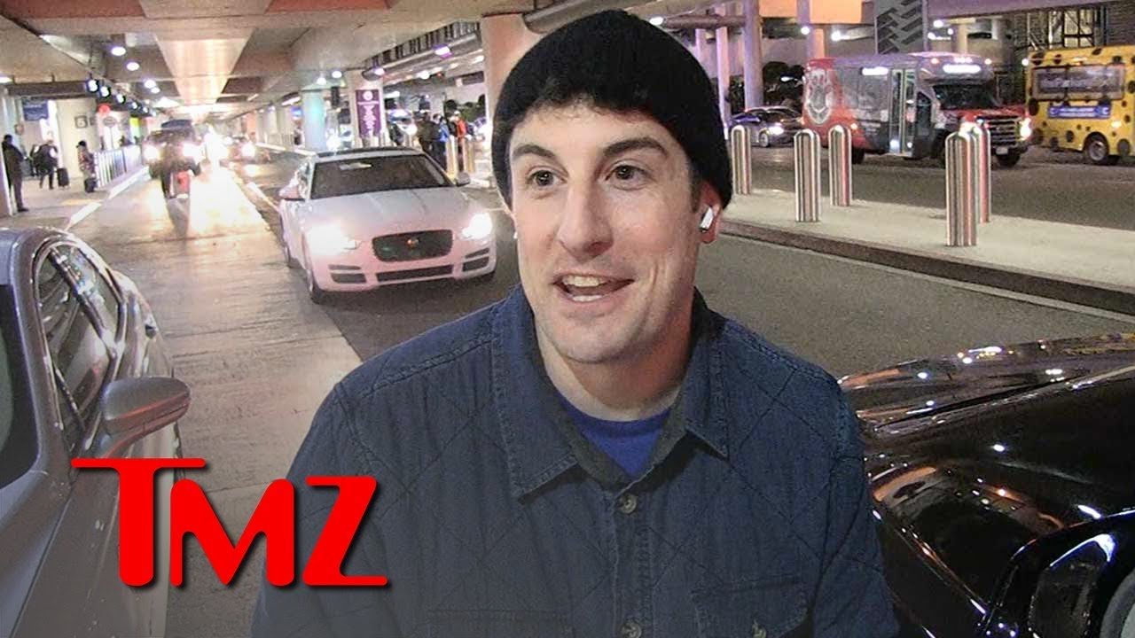 Jason Biggs Says Tara Reid is Wrong, I Love The Stiffler! | TMZ 4