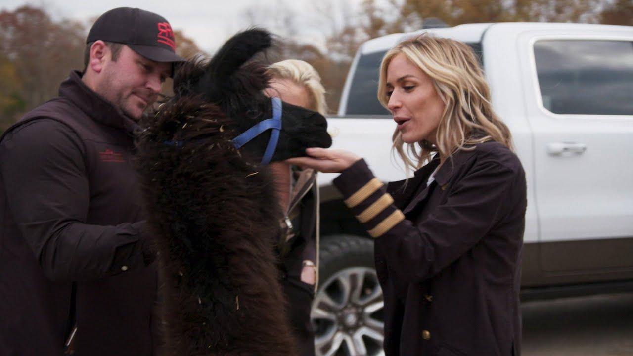 Kristin Cavallari Surprises Hubby Jay With a Llama 2