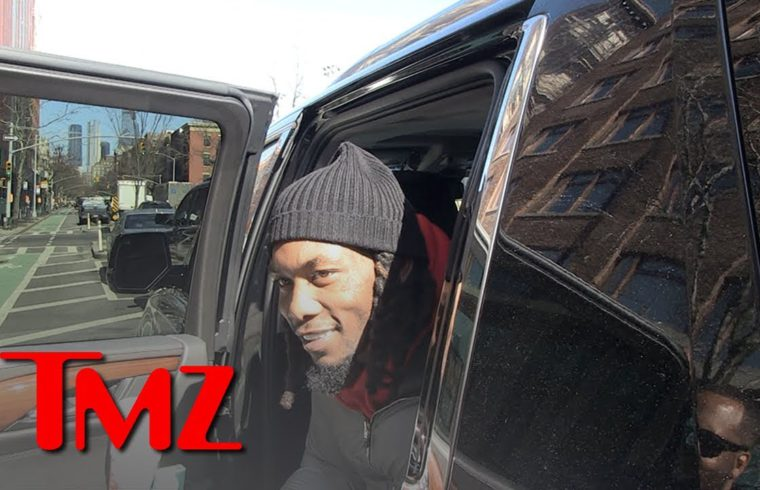 Offset Talks 'Real Love' with Cardi and Wanting Kendrick Lamar on New Album | TMZ 1