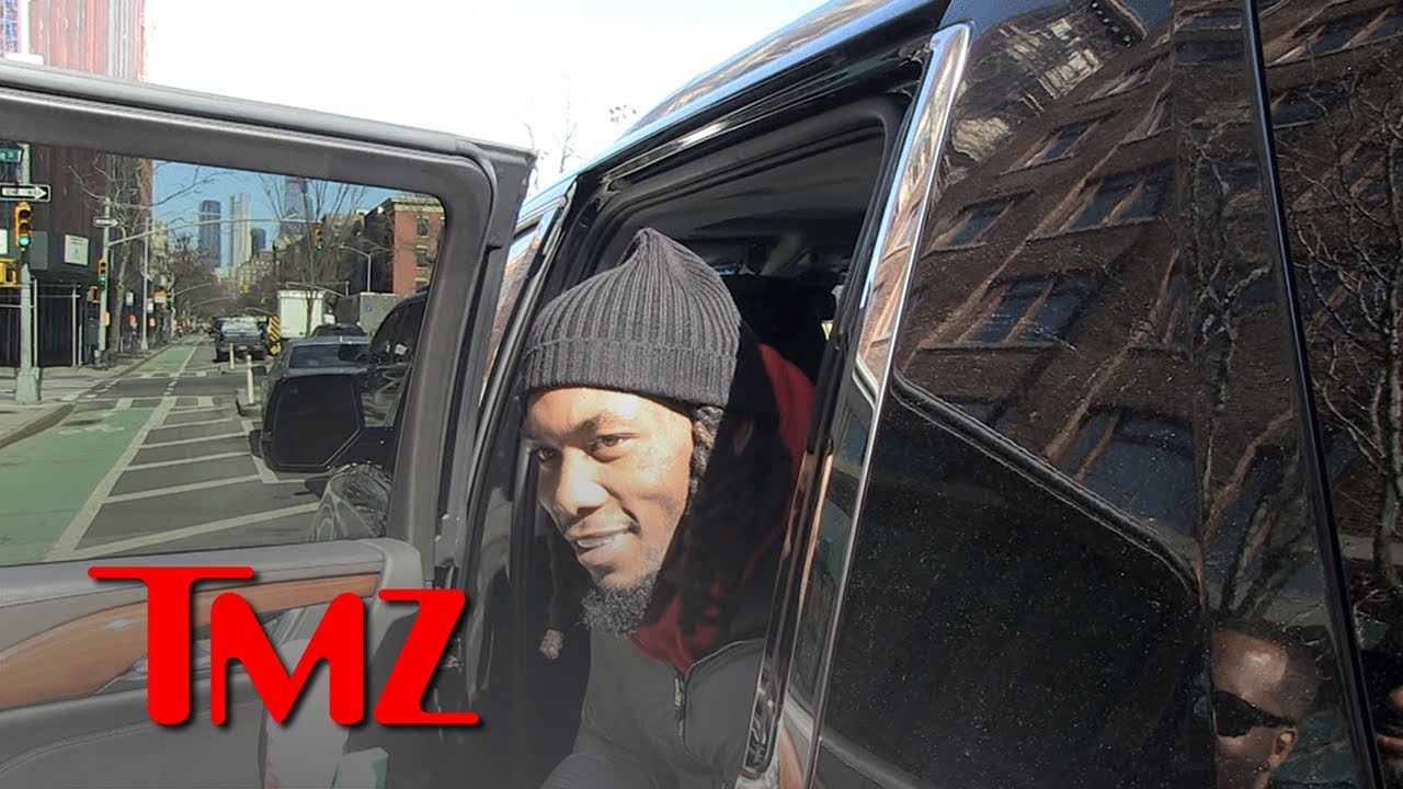 Offset Talks 'Real Love' with Cardi and Wanting Kendrick Lamar on New Album | TMZ 4