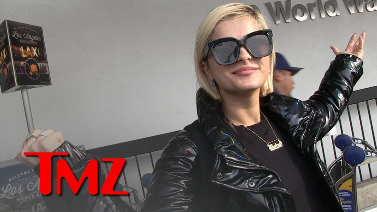 Bebe Rexha Flying Home to Make Up with Dad, Wants Fans to Stop Talking S**t | TMZ 5