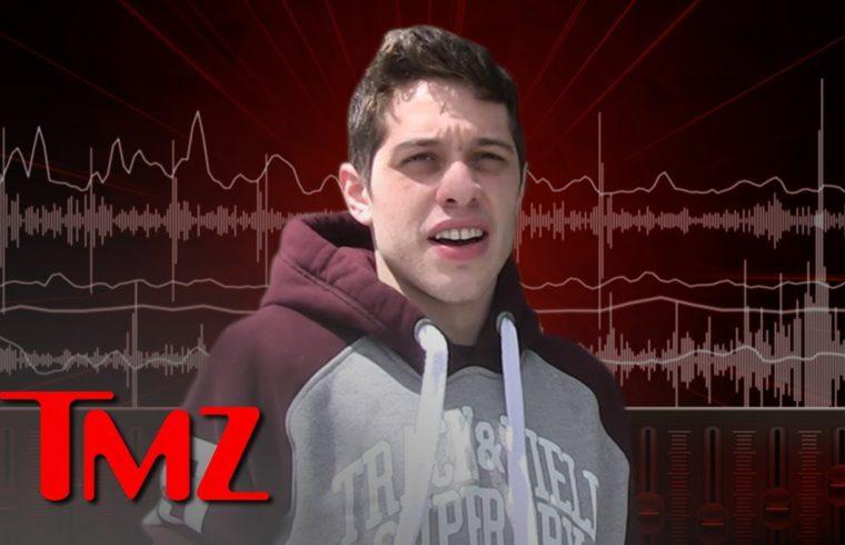 Pete Davidson Kicks Out Heckler Over Tasteless Mac Miller Death Joke 1