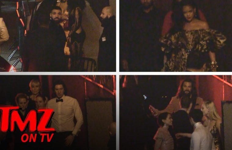 Oscars Night Was Wild, Including Jay-Z Star-Studded Afterparty | TMZ TV 1