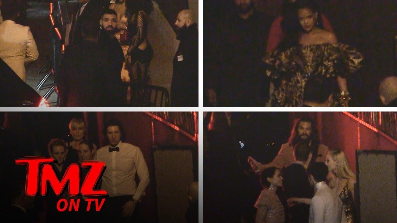 Oscars Night Was Wild, Including Jay-Z Star-Studded Afterparty | TMZ TV 5