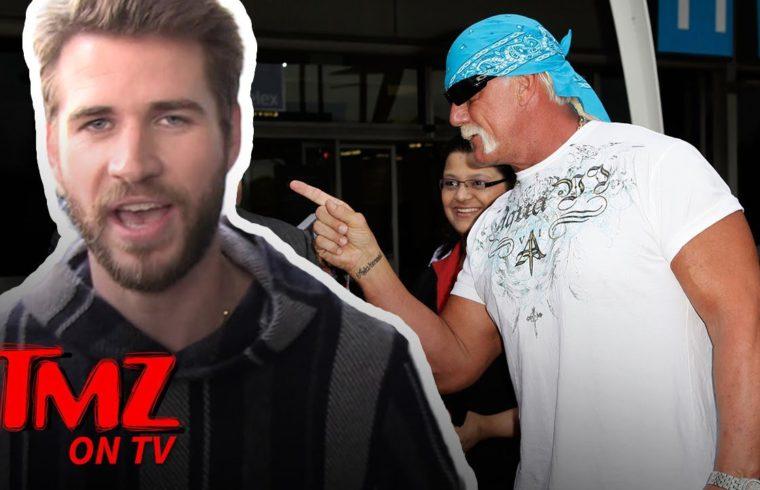 Liam Hemsworth Is Quite The Jokster | TMZ TV 1