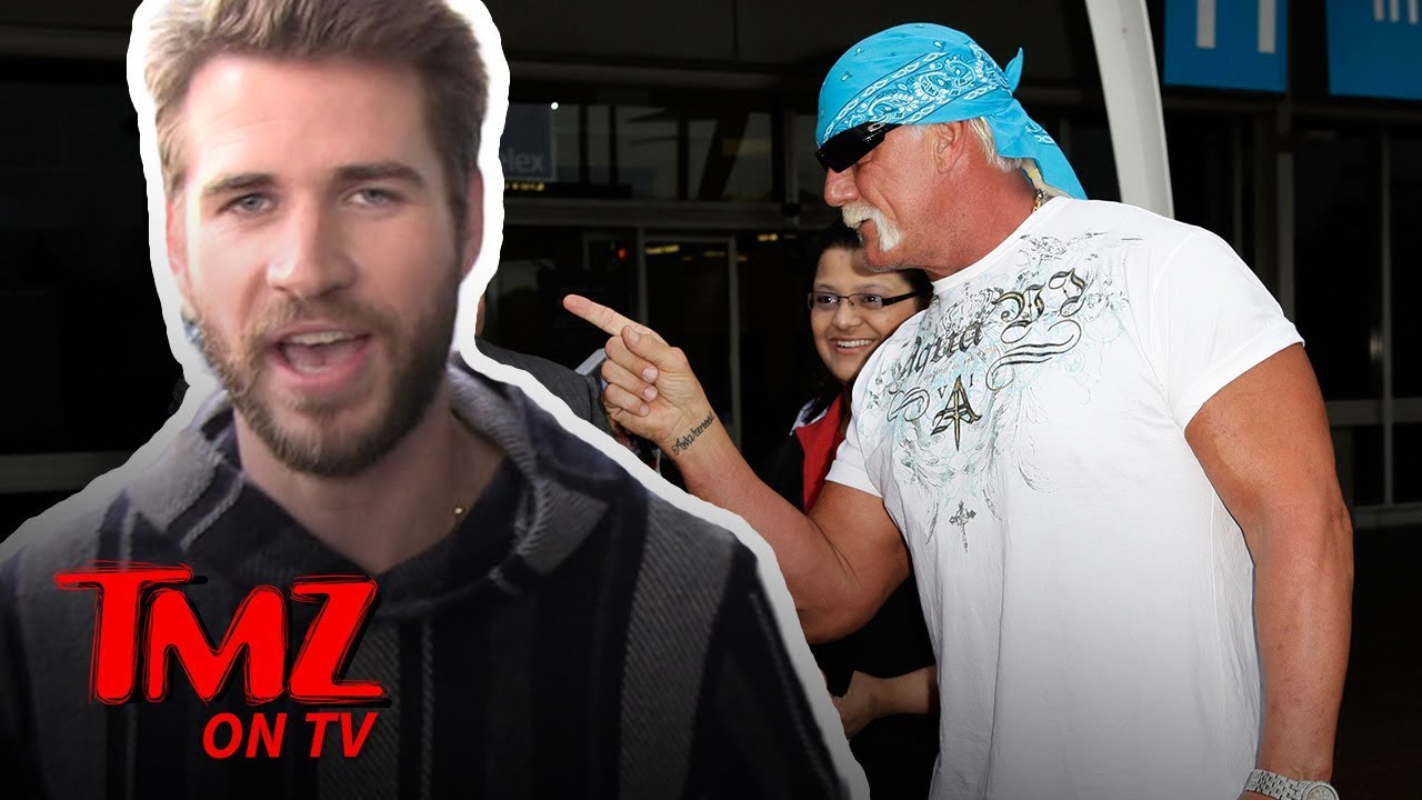 Liam Hemsworth Is Quite The Jokster | TMZ TV 5