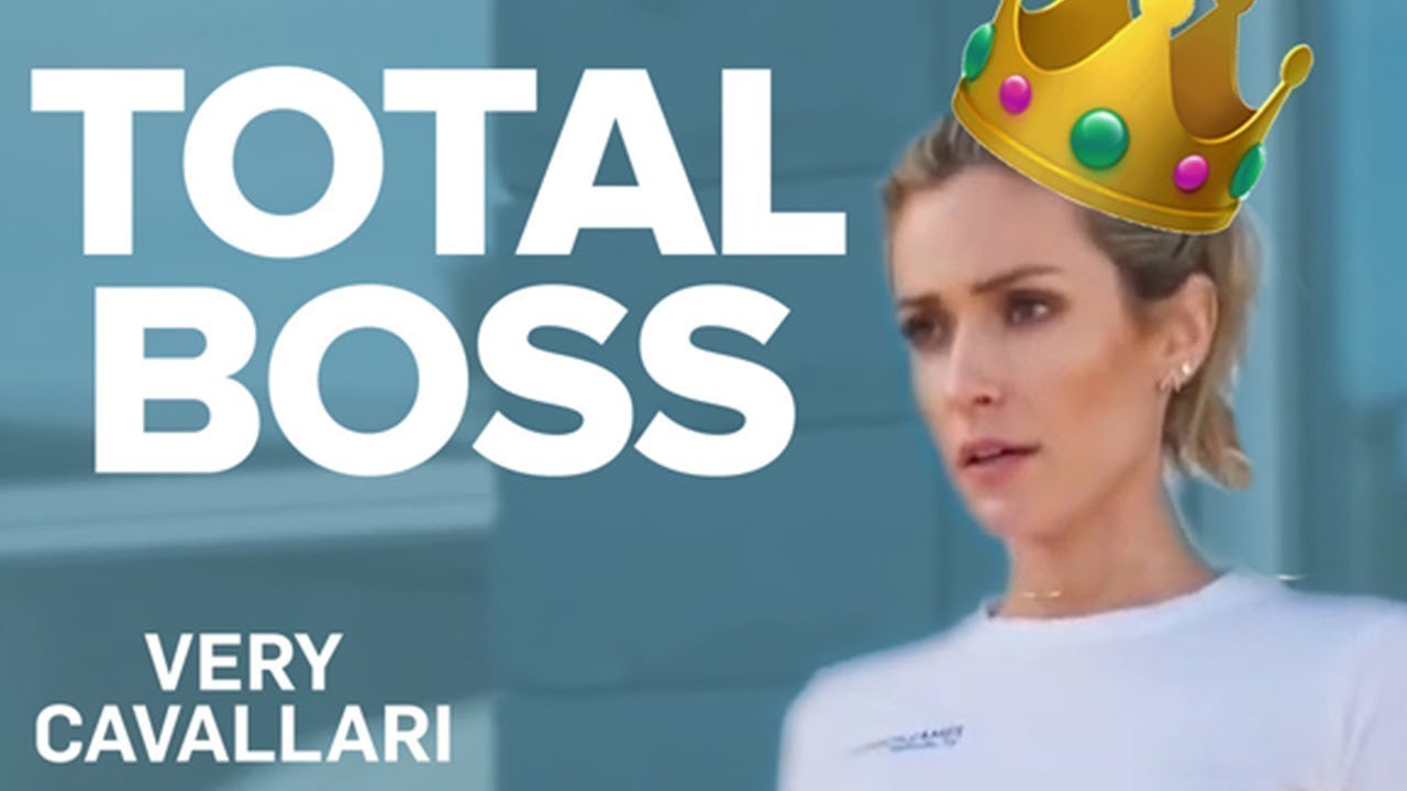 6 Times Kristin Cavallari Was A Total Boss | Very Cavallari | E! 5