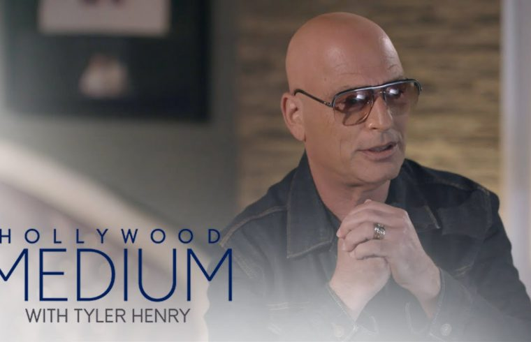 Howie Mandel Gets Feces on His Hands at Father's Funeral | Hollywood Medium with Tyler Henry | E! 1
