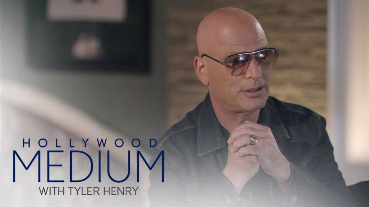 Howie Mandel Gets Feces on His Hands at Father's Funeral | Hollywood Medium with Tyler Henry | E! 3