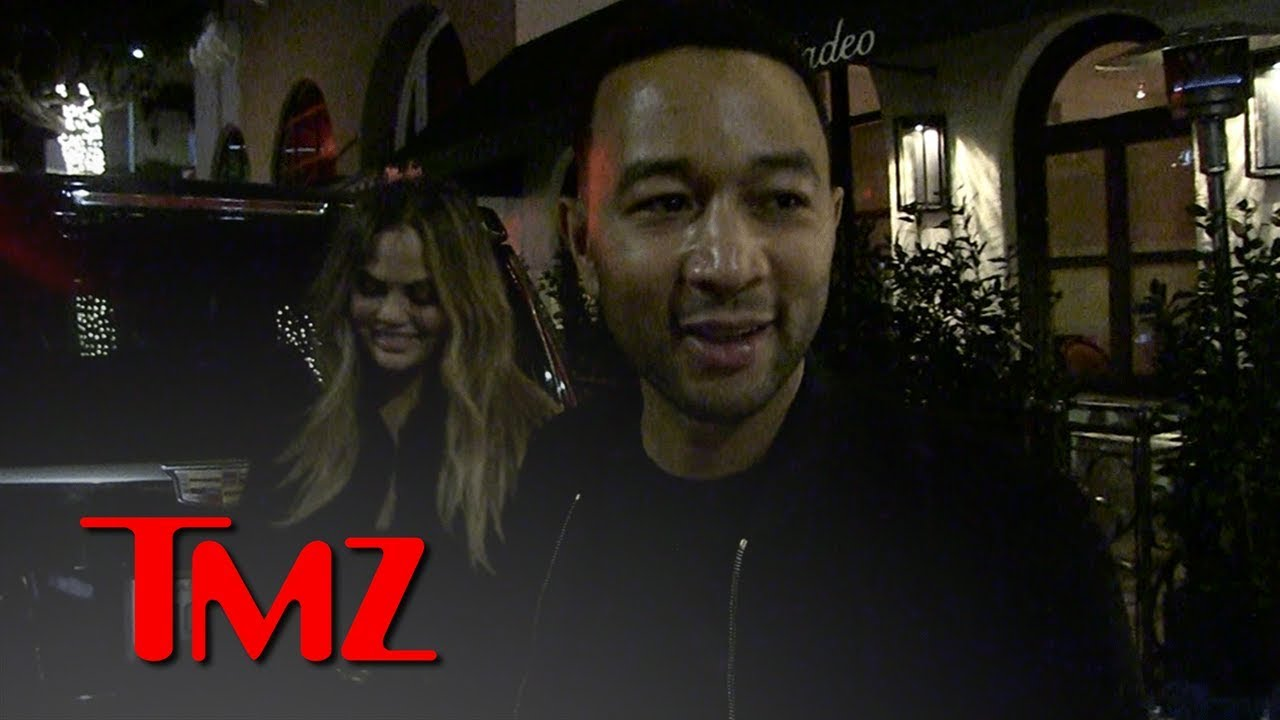 John Legend and Chrissy Teigen Didn't Need Cohen to Confirm Trump's a Racist 4