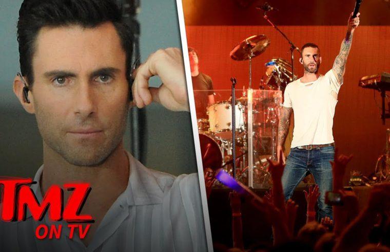 NFL Cancels Maroon 5 Super Bowl Halftime Show Press Conference | TMZ TV 1