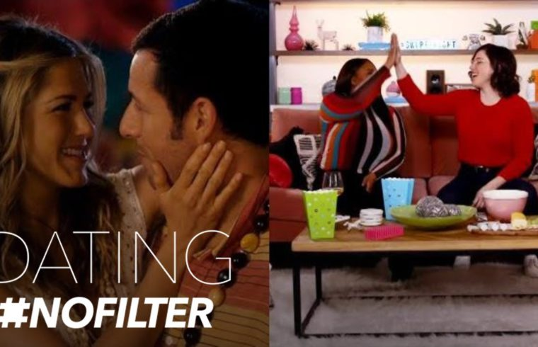 """""""Movies We Love"""" x """"Dating #NoFilter"""" This Monday 