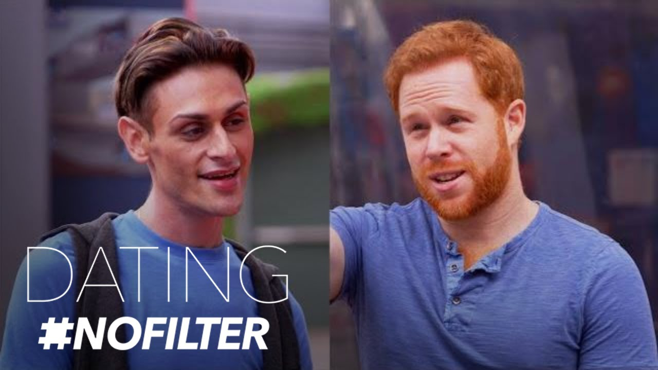 Will Peter & Luis Have a High-flying Date? | Dating #NoFilter | E! 5