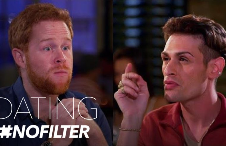 Peter's Ex Left a Leg at His Place | Dating #NoFilter | E! 1
