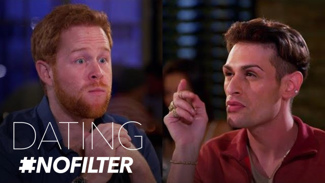 Peter's Ex Left a Leg at His Place | Dating #NoFilter | E! 5