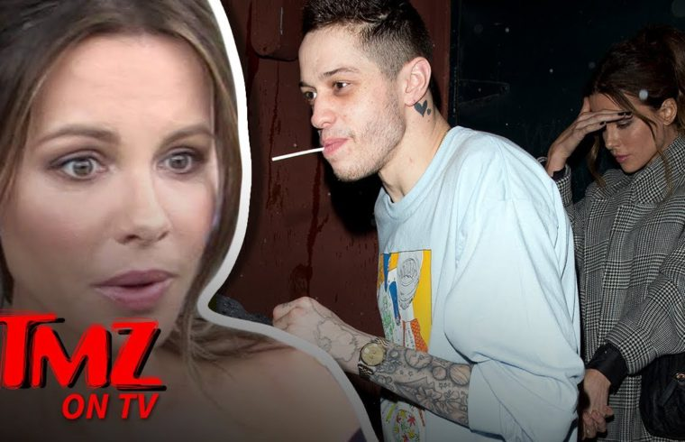 Pete Davidson & Kate Beckinsale Are A THING?! | TMZ TV 1