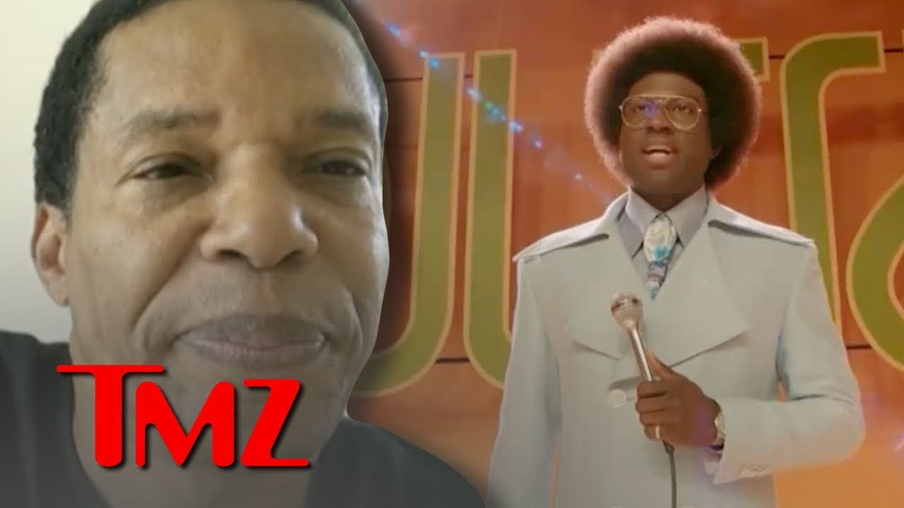 Harvey and Charles Talk With Tony Cornelius About American Soul | TMZ 3