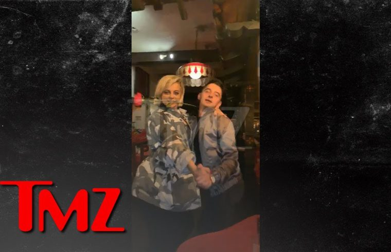 Bebe Rexha Parties It Up with 50 Tequila Shots at Mexican Joint | TMZ 1