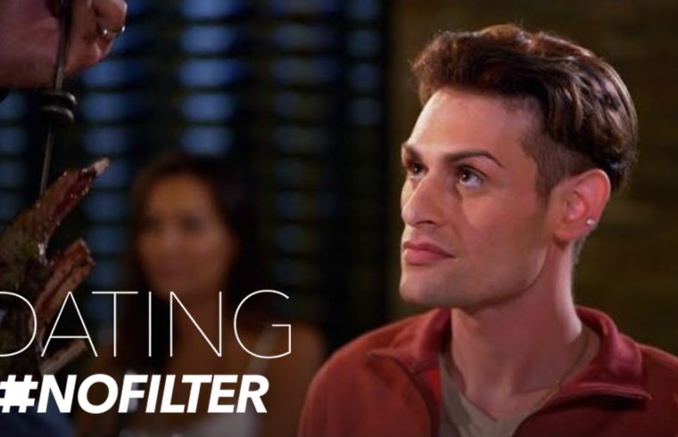 Peter Still Keeps His Ex's Leg In His Closet | Dating #NoFilter | E! 1