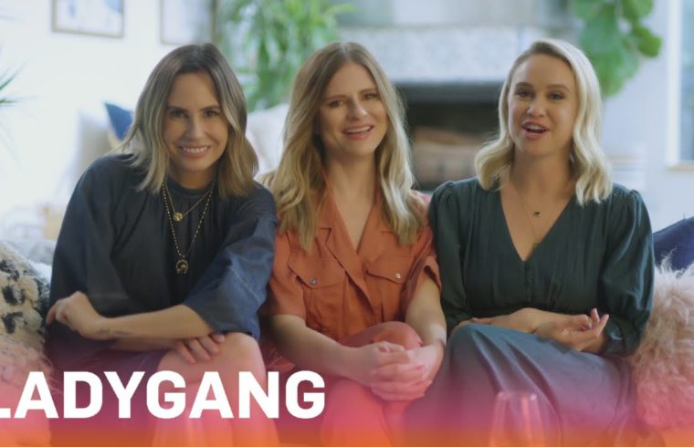Keltie, Jac and Becca Reveal What They Think of NYFW | LadyGang | E! 1