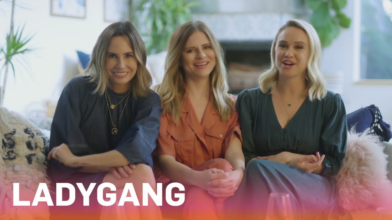 Keltie, Jac and Becca Reveal What They Think of NYFW | LadyGang | E! 3
