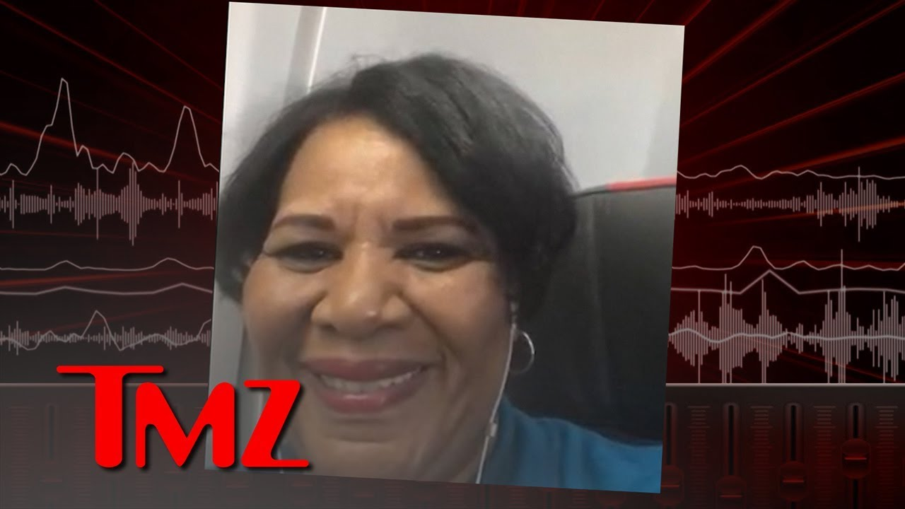 Alice Marie Johnson Has Big Plans in Entertainment | TMZ 5