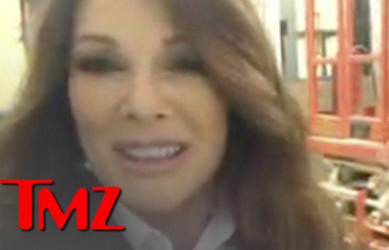 Lisa Vanderpump Responds to Kyle Richards' Andy Cohen Drama Comment | TMZ 1