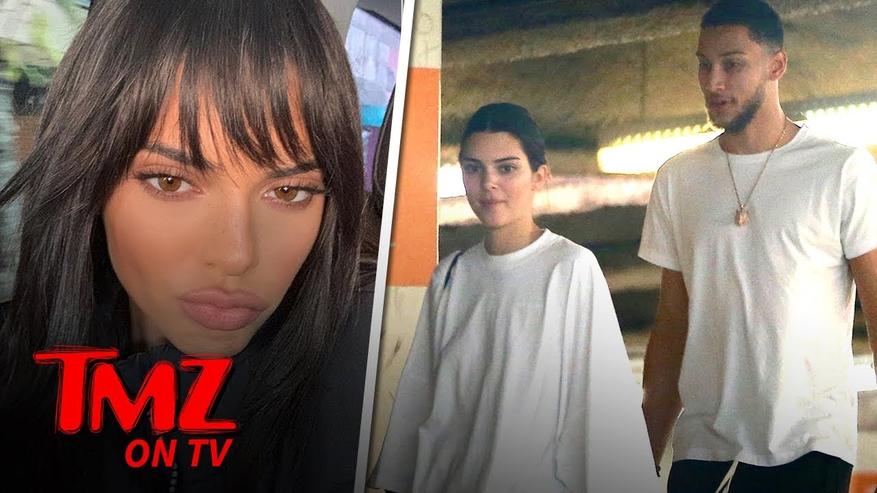 The Kardashian:Jenner Curse Has Been Lifted By Kendall Jenner | TMZ TV 5