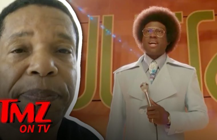 Harvey and Charles Talk With Tony Cornelius About American Soul | TMZ 1