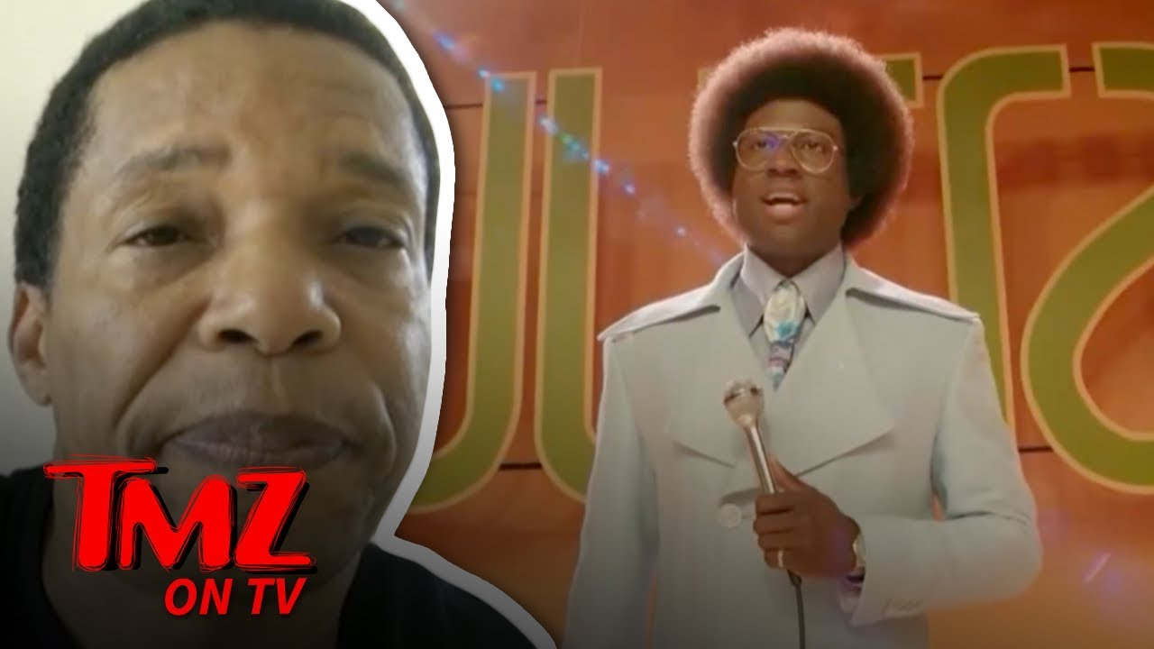 Harvey and Charles Talk With Tony Cornelius About American Soul | TMZ 5