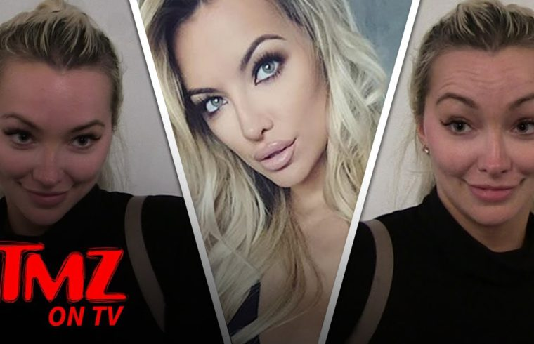 Lindsey Pelas Really Likes Hot Dogs | TMZ TV 1