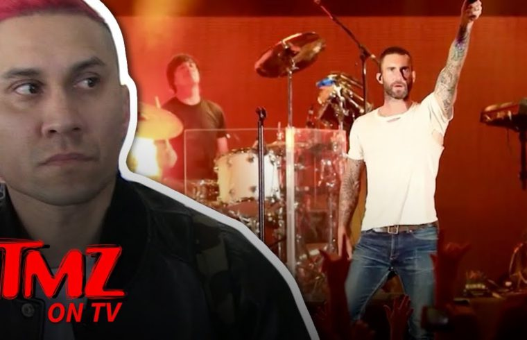 Black Eyes Peas Star Says Maroon 5 Should Blow Off Haters | TMZ TV 1