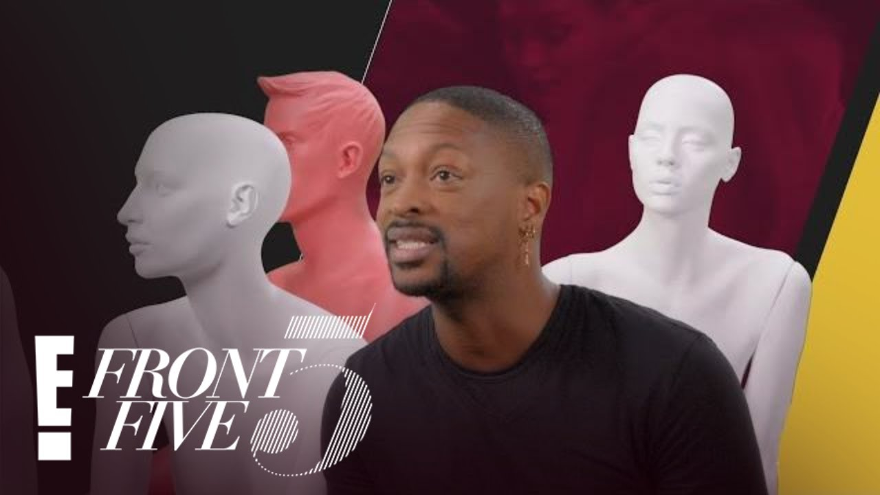 "LaQuan Smith Wants to Bring Back Glam in 2019 NYFW ""Front Five"" 