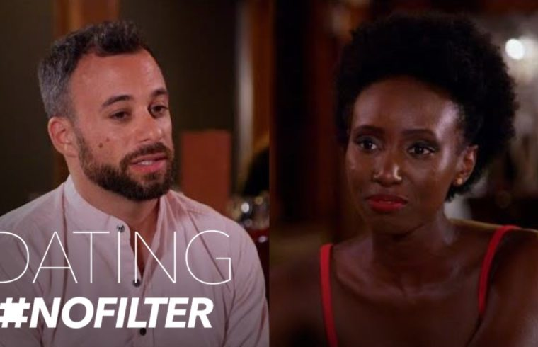 Andrew Made This First Date All About Himself | Dating #NoFilter | E! 1
