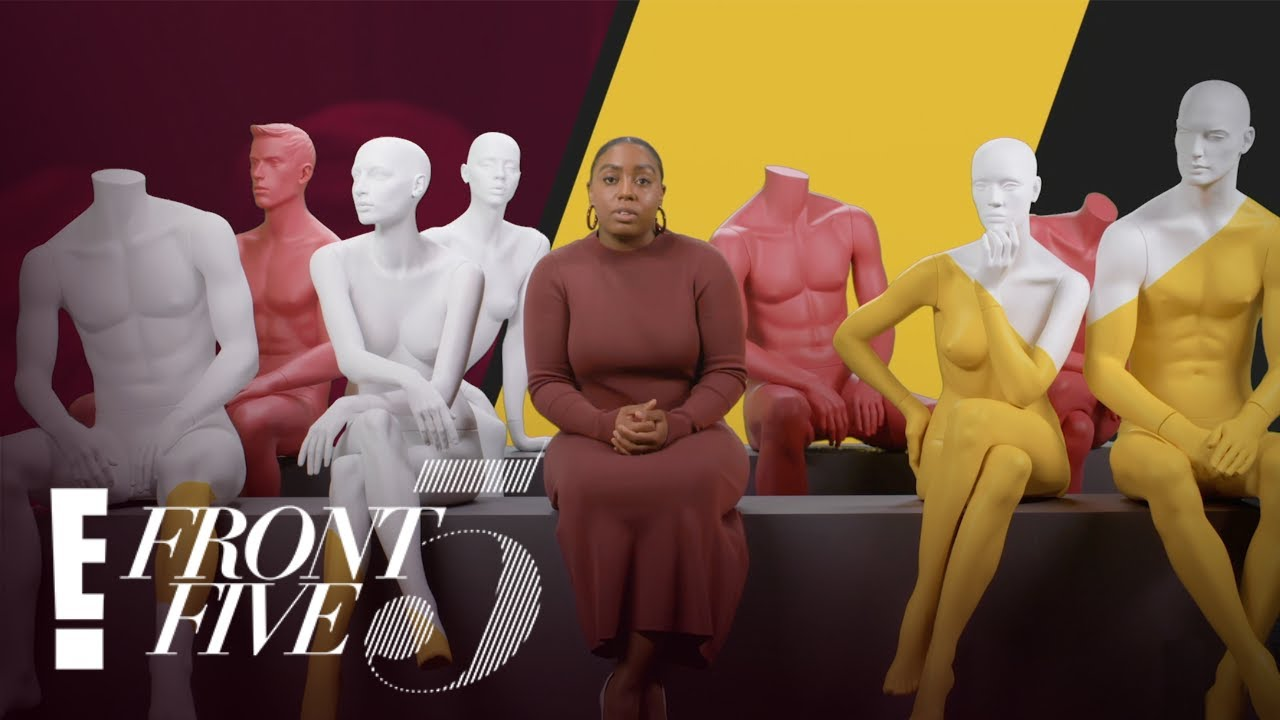 """Lindsay Peoples Wagner Shares Excitement in 2019 NYFW """"Front Five"""" 