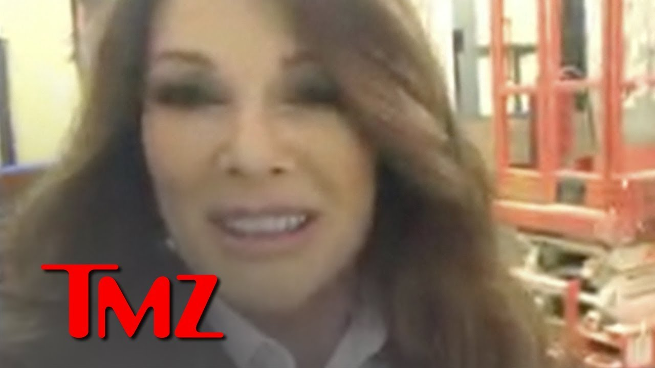 Lisa Vanderpump Responds to Kyle Richards' Andy Cohen Drama Comment | TMZ 5