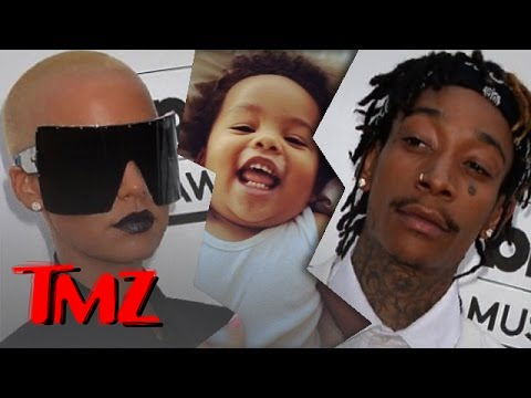 The Amber Rose/Wiz Khalifa divorce is getting nasty!!! | TMZ 5