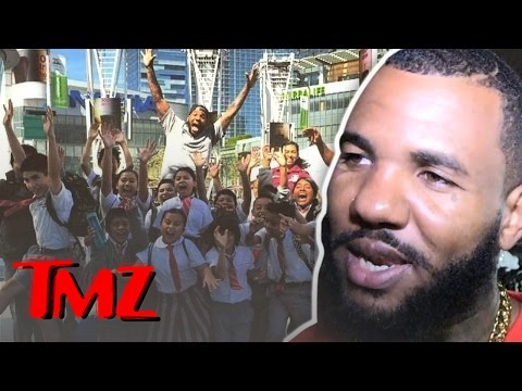The Game  - As You've Never Seen Him Before! | TMZ 5