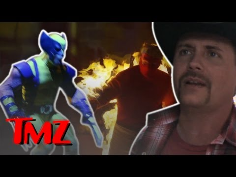 Country Star John Rich – Marvel Superhero Show is TOO LOUD! | TMZ 4